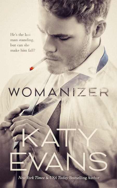 Cover Reveal ♥ Womanizer by Katy Evans
