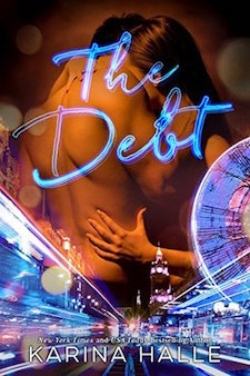 Blog Tour, Review & Excerpt ♥ The Debt by Karina Halle