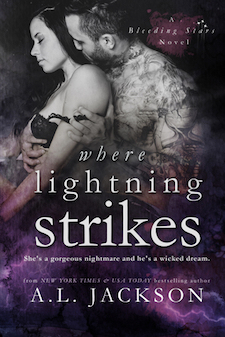 Review ♥ Where Lightning Strikes by A.L. Jackson