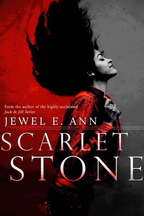 Cover Reveal ♥ Scarlet Stone by Jewel E. Ann