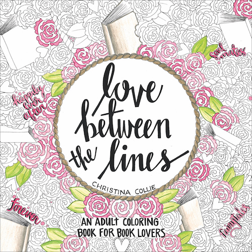 Launch Day Blitz & Giveaway ♥ Love Between the Lines by Christina Collie