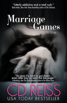 Marriage Games by CD Reiss ♥ Blog Tour, Review & Excerpt