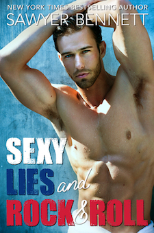 New Release Review ♥ Sexy Lies and Rock & Roll by Sawyer Bennett