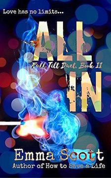 Review ♥ All In by Emma Scott