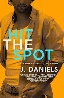 Review ♥ Hit the Spot by J. Daniels