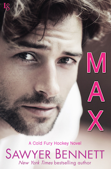 Review ♥ Max by Sawyer Bennett