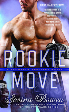 Review ♥ Rookie Move by Sarina Bowen