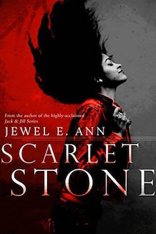 Review ♥ Scarlet Stone by Jewel E. Ann