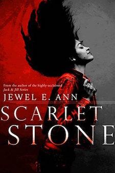 Review ♥ Scarlet Stone by Jewel E. Ann