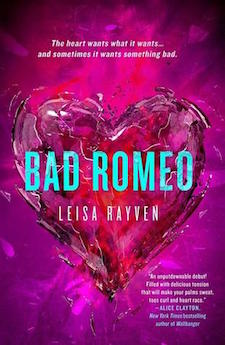 Review ♥ Bad Romeo by Leisa Rayven