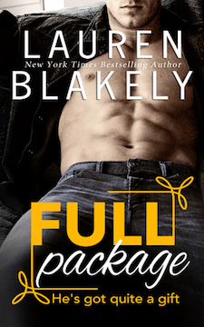 Release Day Blitz, Excerpt & Giveaway ♥ Full Package by Lauren Blakely