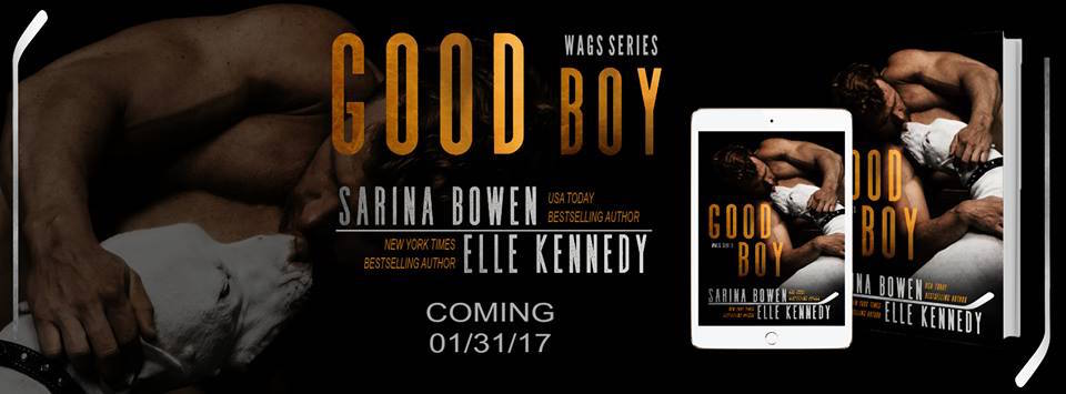 Good Boy coming soon banner