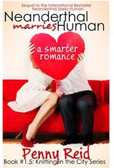 Review ♥ Neanderthal Marries Human by Penny Reid