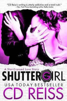 Review ♥ ShutterGirl by CD Reiss