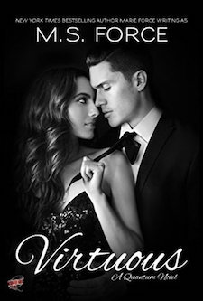 Review ♥ Virtuous by M.S. Force