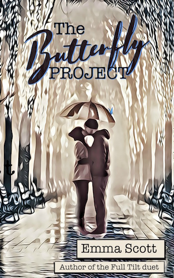 Release Blitz & Excerpt ♥ The Butterfly Project by Emma Scott