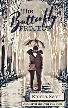 Review ♥ The Butterfly Project by Emma Scott
