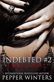 Review ♥ First Debt by Pepper Winters