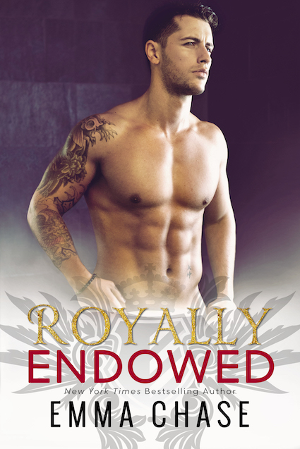 Cover Reveal ♥ Royally Endowed by Emma Chase
