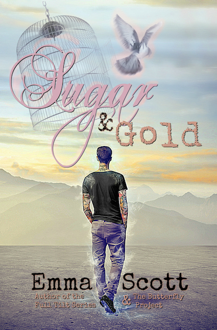 Cover Reveal ♥ Sugar & Gold by Emma Scott