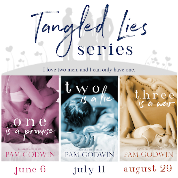 Cover Reveal ♥ Tangled Lies by Pam Godwin