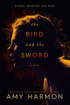 Audiobook Review & Giveaway ♥ The Bird and The Sword by Amy Harmon