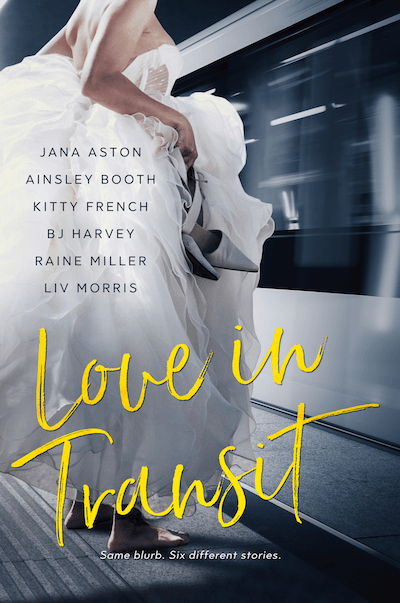 Cover Reveal & Giveaway ♥ Love in Transit