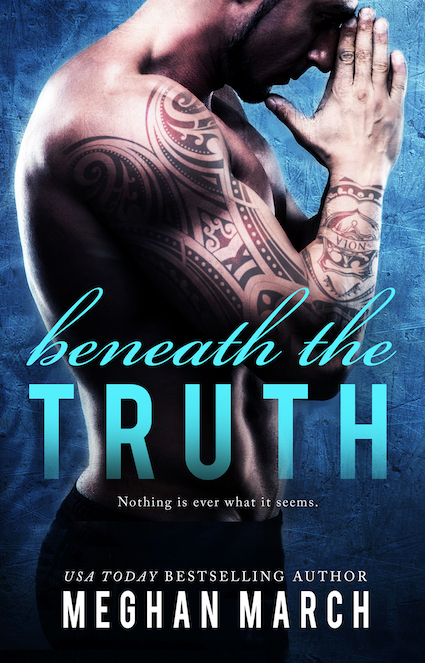 Cover Reveal ♥ Beneath the Truth by Meghan March