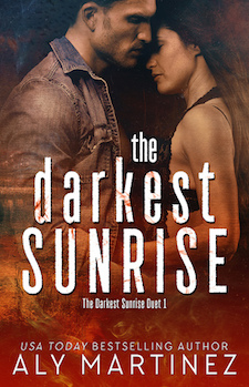 Blog Tour & Review ♥ The Darkest Sunrise by Aly Martinez
