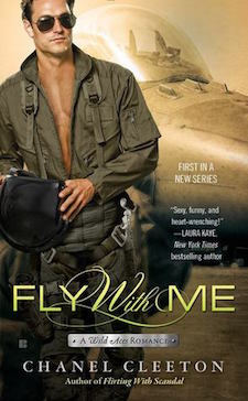 Review ♥ Fly With Me by Chanel Cleeton