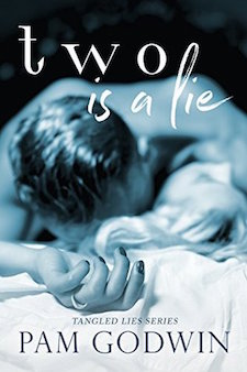 Blog Tour & Review ♥ Two is a Lie by Pam Godwin