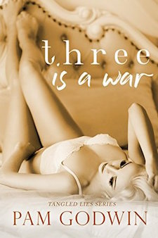 Blog Tour & Review ♥ Three is a War by Pam Godwin
