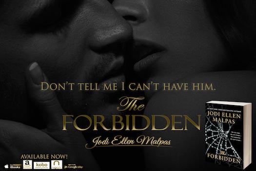 Jodi Ellen Malpas Q&A ♥ The Forbidden Release Blitz