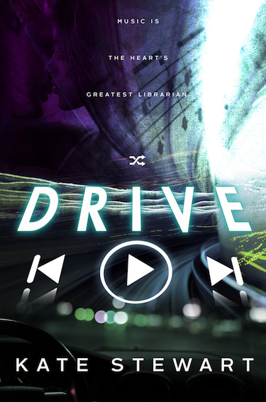 Drive Cover Reveal