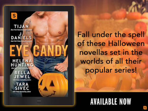 Eye Candy now available