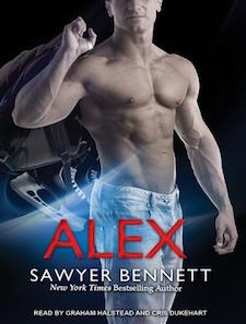 Audiobook Review ♥ Alex by Sawyer Bennett