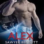 Alex by Sawyer Bennett cover