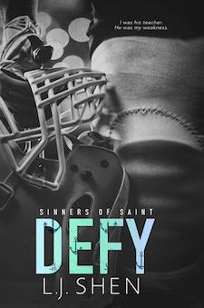 Defy (Sinners of Saint, #0.5) by L.J. Shen