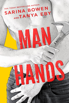 Review ♥ Man Hands by Sarina Bowen & Tanya Eby