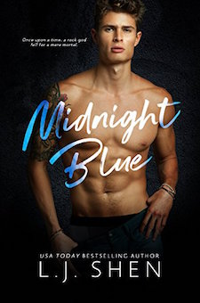 Blog Tour & Review ♥ Midnight Blue by L.J. Shen