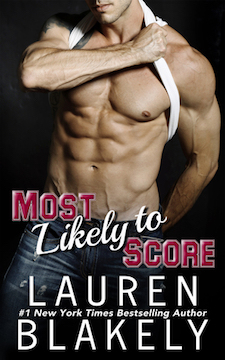 Review & Excerpt ♥ Most Likely to Score by Lauren Blakely