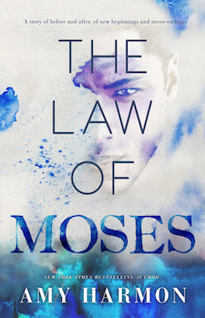 February #UltimateReadingChallenge Audiobook Review ♥ The Law of Moses by Amy Harmon