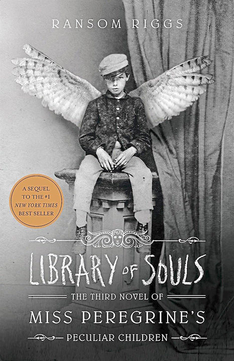 Image result for library of souls