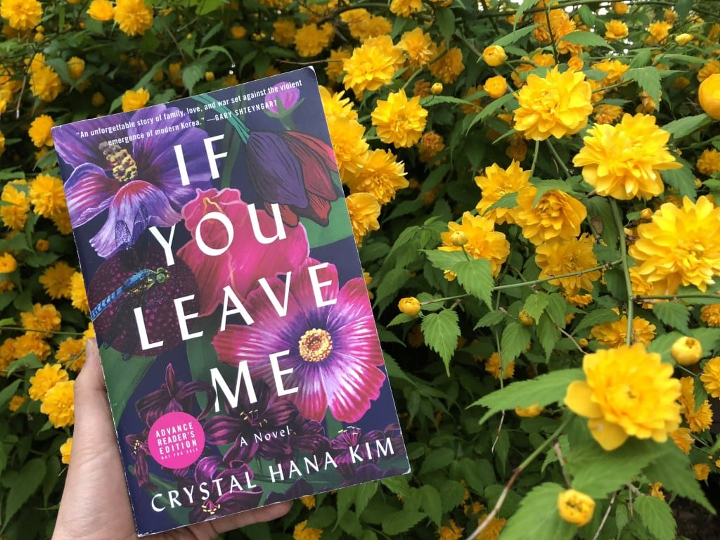 If you leave me Crystal Hana Kim