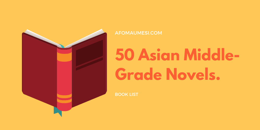 asian middle grade books
