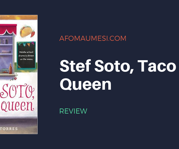 REVIEW| STEF SOTO, TACO QUEEN