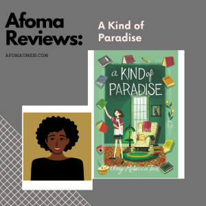 a kind of paradise book review graphic