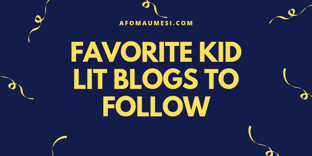 best kid lit blogs