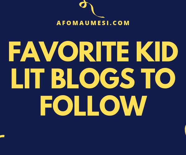 top kid lit blogs 2019