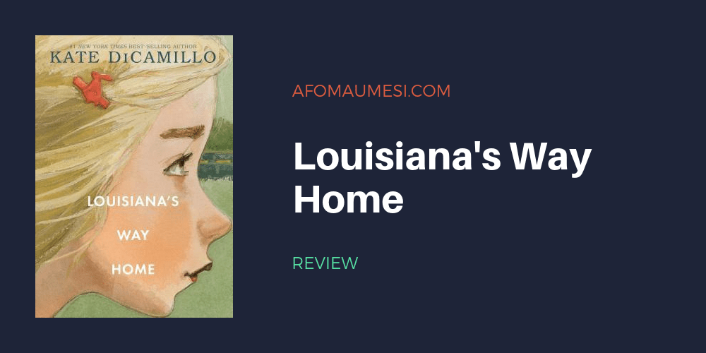 louisiana's way home review graphic